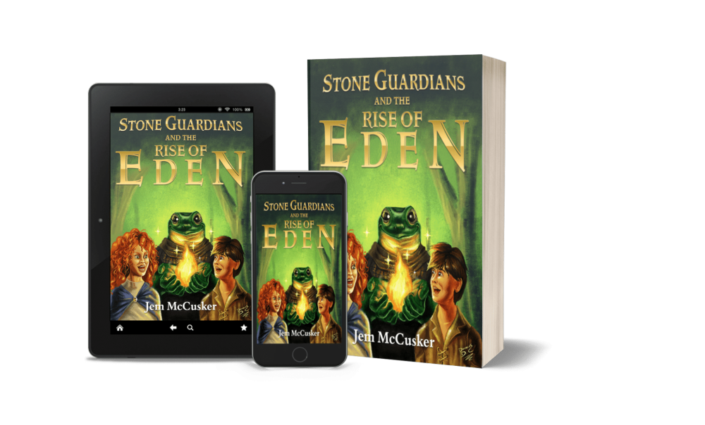 Stone Guardians and the Rise of Eden